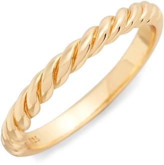 Argentovivo Rope Ring