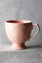 Anthropologie Tea Room Mug