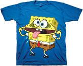 SpongeBob Squarepants Novelty T-Shirts Graphic Tee - Preschool Boys 4-7
