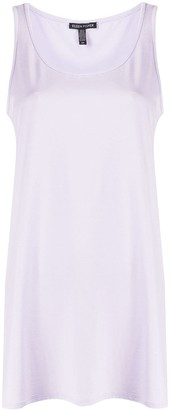 Eileen Fisher Scoop Neck Tank Top