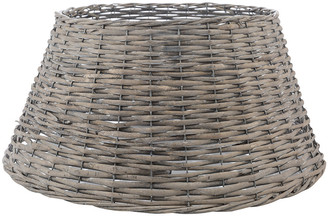 A By Amara A by Amara - Willow Christmas Tree Skirt - Grey Washed
