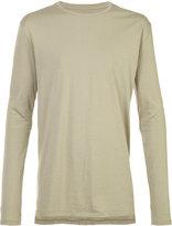 Zanerobe crew neck sweatshirt - men - Cotton - M