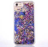 Iphone 6 plus/6s plus Funny Case,Jesiya Creative Design Quicksand Flowing Liquid Floating Luxury Bling Glitter Sparkle Stars Soft TPU Bumper Bling Diamond Case Cover For Iphone 6 plus/6s plus 5.5""
