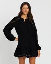 MinkPink Keely Trim Mini Dress