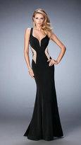 La Femme Prom Dress 22742