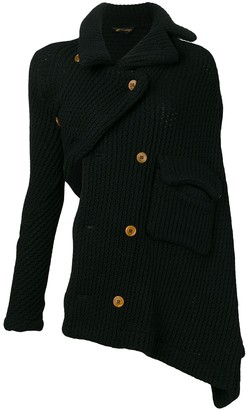 Comme des Garcons Pre-Owned 2002's twisted cardigan