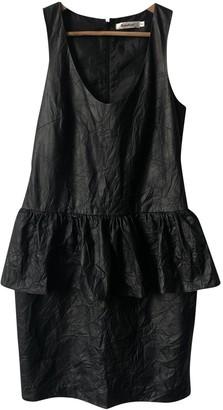 Gestuz Black Polyester Dresses