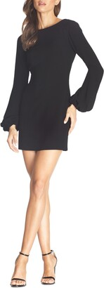 Dress the Population Mackenzie Long Sleeve Minidress