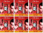 Old Spice Wolfthorn Xmas Gift Set After Shave 100ml & Deo 125ml Six Pack