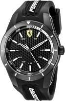 Ferrari Men's 0830249 REDREV Analog Display Japanese Quartz Watch