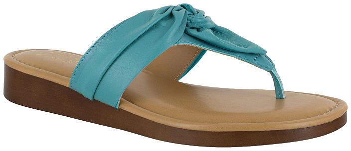 4f76832ce Turquoise   Black Sandal - ShopStyle