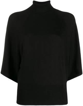 Steffen Schraut roll neck boxy sweater
