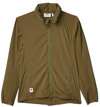 Fjallraven High Coast Lite Jacket (Rowan Red) Women's Clothing