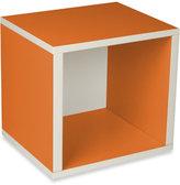 Bed Bath & Beyond Way Basics Tool-Free Tangerine Orange Storage Cube