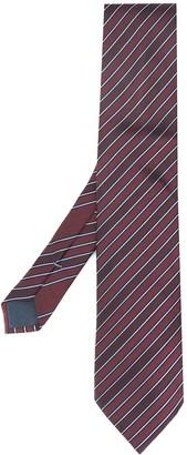 Ermenegildo Zegna Stripe Pattern Tie