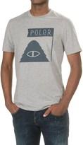 Poler Summit T-Shirt - Cotton, Short Sleeve (For Men)
