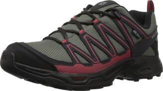 Salomon Women's Pathfinder ClimaSheild Waterproof Hiking Shoes