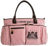 Juicy Couture Scottie Bling Baby Tote