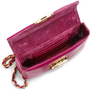 Fendi Be Baguette Shoulder Bag