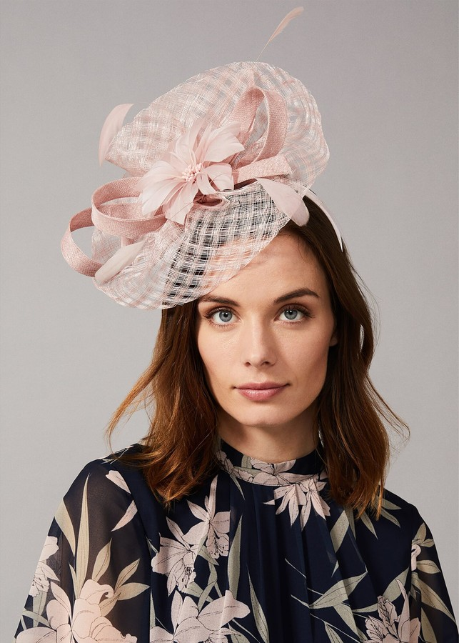 Thumbnail for your product : Phase Eight Danna Flower Fascinator