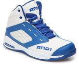 AND 1 Boys Typhoon Youth High-Top Basketball Shoe