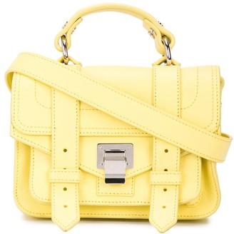 Proenza Schouler micro PS1 satchel bag