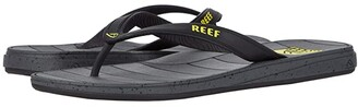 Reef Switchfoot LX (Grey/Yellow) Men's Sandals