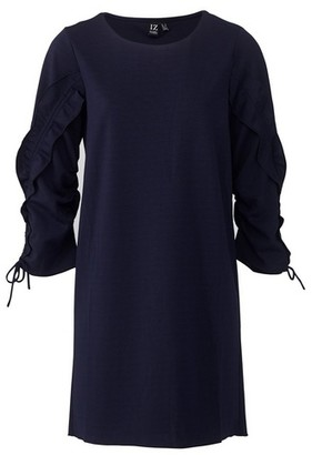 Dorothy Perkins Womens *Izabel London Navy Shift Dress