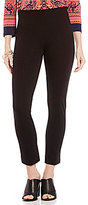Peter Nygard Nygard Slims Petite Luxe Ankle Pants