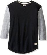 DC Men's Basic Long Sleeves Knit Top