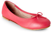 Bloch Kids Girls) Lively Pink Arabella Ballet Flats