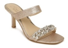 Badgley Mischka Women's Fabe Evening Slide Sandal Women's Shoes