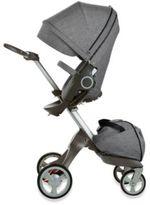 Stokke Xplory® Stroller in Black Melange