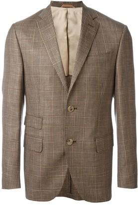 Fashion Clinic Timeless Checked Blazer