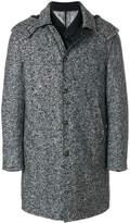 Moncler Gamme Bleu button-down tailored coat