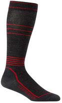 Icebreaker Men's Ski+ Compression Ultra Lite Over The Calf Sock