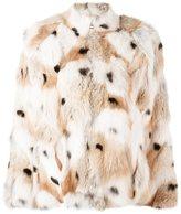 Roseanna oversized dotted jacket