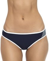 Nautica Women's Block and Tackle Retro Bikini Bottom