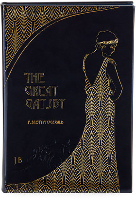 """Graphic Image """"The Great Gatsby"""" Book by F. Scott Fitzgerald, Personalized"""