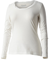 Royal Robbins Women's Essential Tencel Long Sleeve Twist Neck Shirt
