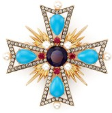 Nadri Cross Pin