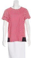 Marni Short Sleeve Polka Dot T-Shirt