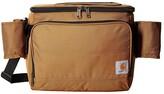 Carhartt Deluxe Cooler w/ Beverage Sleeve Brown) Handbags