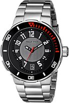 Philip Stein Teslar Men's 34-BGR-SS Extreme Stainless-Steel Strap Watch