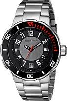 Philip Stein Teslar Men's 34-BGR-SS Extreme Stainless-Steel Strap Watch