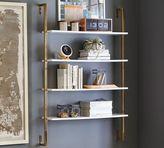 Pottery Barn Olivia Wall Mounted Shelves