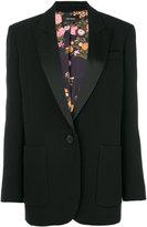 Isabel Marant Laya blazer - women - Cotton/Polyester/Viscose/Wool - 34