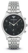 Emporio Armani Men's AR1863 Sport Silver Watch