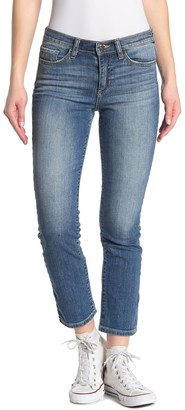 Mid Rise Staight Fit Jeans