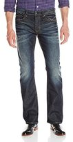 Buffalo David Bitton Men's King Slim Boot Cut Jean Sheeba